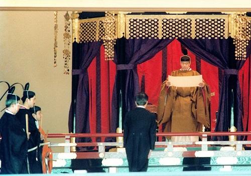 Chùm ảnh: Chuyện tình lãng mạn 60 năm của Nhà vua và Hoàng hậu Nhật Bản  - Ảnh 11