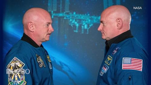 NASA tiết lộ sự thay đổi của con người sau khi sống một năm trên vũ trụ - Ảnh 1