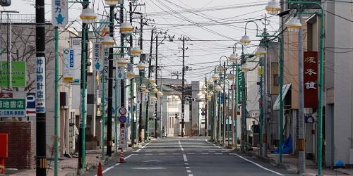Nhật Bản: 8 năm sau thảm hoạ hạt nhân, 'thị trấn ma' ở Fukushima đón người dân trở về - Ảnh 1