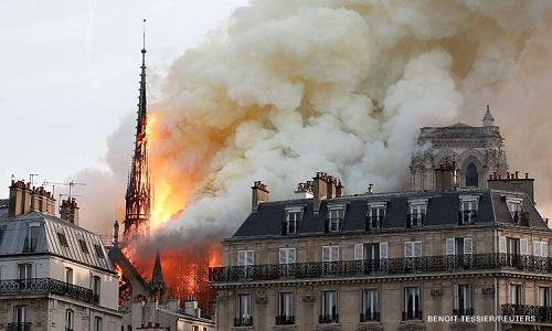 Kiệt tác kiến trúc Gothic Nhà thờ Đức Bà Paris sẽ được phục dựng như thế nào? - Ảnh 1