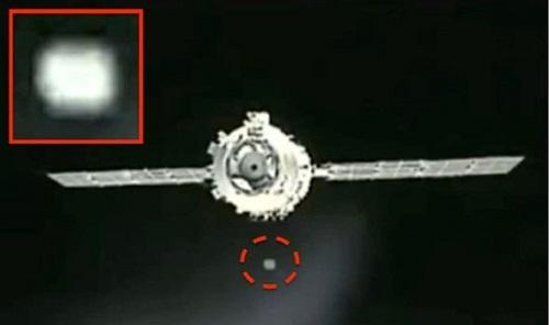 Phát hiện hai UFO bay lướt qua trạm vũ trụ Thiên Cung của Trung Quốc? - Ảnh 1