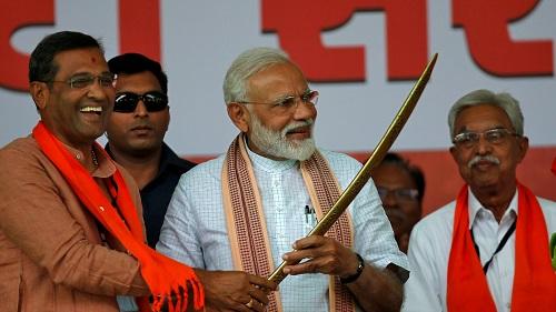 Thủ tướng Ấn Độ khoe sức mạnh bom hạt nhân giữa căng thẳng với Pakistan - Ảnh 1