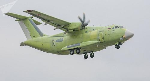 Il-112V: Máy bay vận tải quân sự mới của Nga gây nhiều tranh cãi - Ảnh 1
