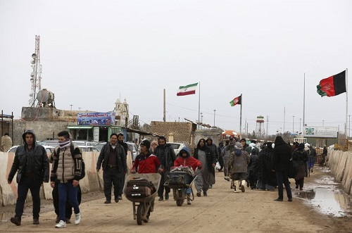 Tình hình Syria mới nhất ngày 22/4: Lính đánh thuê Afghanistan hồi hương, IS trỗi dậy  - Ảnh 1