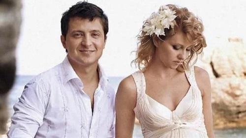 Người vợ quyền lực của diễn viên hài đắc cử Tổng thống Ukraine - Ảnh 2
