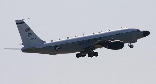 Nghi Triều Tiên chuẩn bị thử tên lửa trở lại, Mỹ điều trinh sát cơ đến Nhật Bản do thám - Ảnh 1