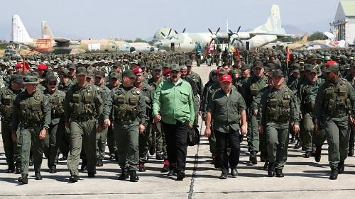"""Nga khẳng định Venezuela sẽ không trở thành """"Syria thứ hai"""" - Ảnh 1"""