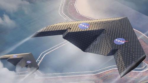 NASA nghiên cứu loại cánh máy bay mới linh hoạt như cánh chim - Ảnh 1