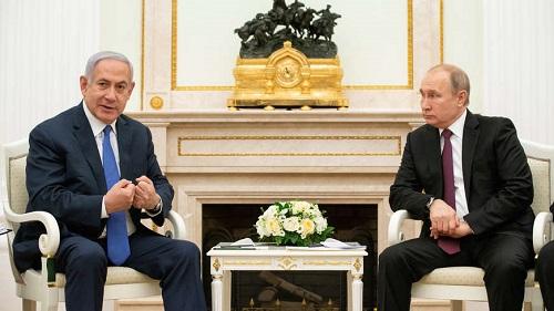 Thủ tướng Israel bất ngờ đến Nga họp bàn với Tổng thống Putin về Syria - Ảnh 1
