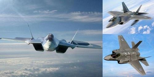 """Tình hình Syria mới nhất ngày 9/4: Nga triển khai """"bóng ma bầu trời"""" Su-57 - Ảnh 1"""