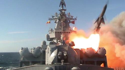 """Tình hình Syria mới nhất ngày 9/4: Nga triển khai """"bóng ma bầu trời"""" Su-57 - Ảnh 3"""