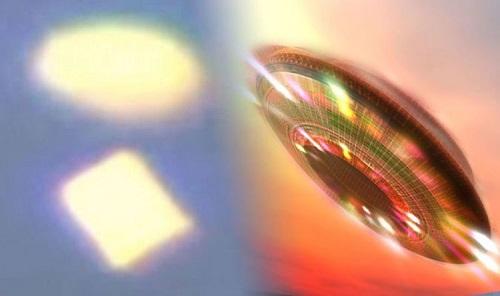 Rộ tin UFO hình kim cương tuyệt đẹp xuất hiện trên bầu trời nước Mỹ  - Ảnh 1