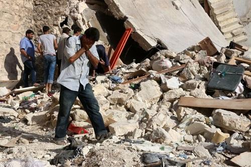 Tình hình Syria mới nhất ngày 15/5: Đau thương nhấn chìm Idlib  - Ảnh 3