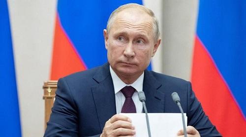 Tổng thống Putin: Nga không phải là một đội cứu hỏa có thể giải cứu thế giới - Ảnh 1
