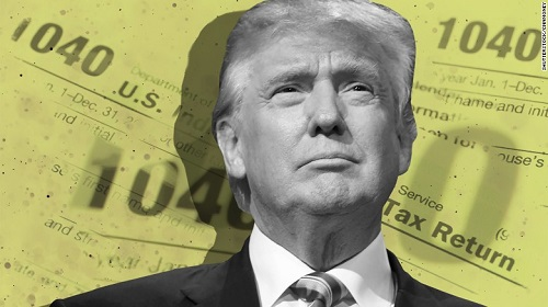 Tổng thống Trump kiếm được ít nhất 434 triệu USD trong năm 2018 - Ảnh 1