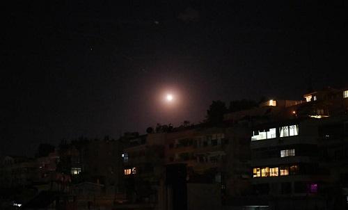 Tình hình Syria mới nhất ngày 18/5: Phòng không Syria chặn đứng cuộc tấn công của Israel - Ảnh 1