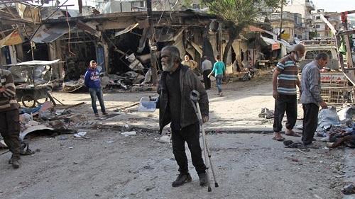 Tình hình Syria mới nhất ngày 18/5: Phòng không Syria chặn đứng cuộc tấn công của Israel - Ảnh 3