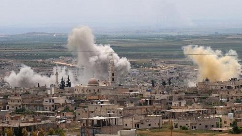Tình hình Syria mới nhất ngày 19/5: Damascus và Nga bị cáo buộc cố ý tấn công hệ thống bệnh viện  - Ảnh 2