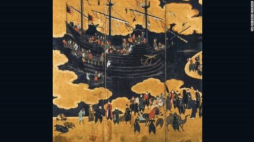 Samurai châu Phi: Di sản của một chiến binh da đen ở Nhật Bản thời phong kiến - Ảnh 2