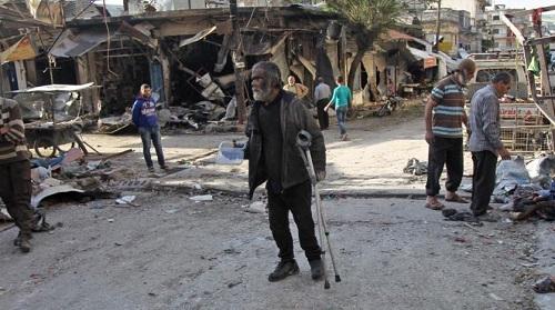 Tình hình Syria mới nhất ngày 23/5: Mỹ kêu gọi ngừng bắn ở Idlib - Ảnh 1