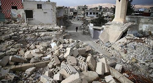 Tình hình Syria mới nhất ngày 24/5: Nga chặn cuộc tấn công tên lửa vào căn cứ không quân Syria - Ảnh 3