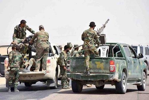 Tình hình Syria mới nhất ngày 26/5: Xung đột ở Syria làm gia tăng căng thẳng giữa Mỹ và Iran - Ảnh 1