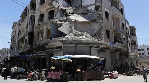 Tình hình Syria mới nhất ngày 27/5: Quân đội chính phủ Syria bao vây phiến quân đối lập - Ảnh 1