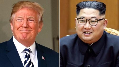Tổng thống Trump khen ông Kim Jong-un rất thông minh - Ảnh 1
