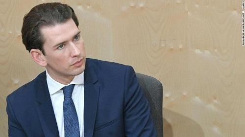 Thủ tướng Áo: Nhà lãnh đạo trẻ nhất thế giới bị phế truất - Ảnh 1