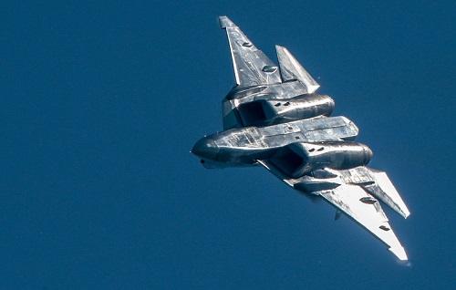 Nga sẵn sàng sản xuất hàng loạt tiêm kích 'bóng ma bầu trời' Su-57 - Ảnh 1