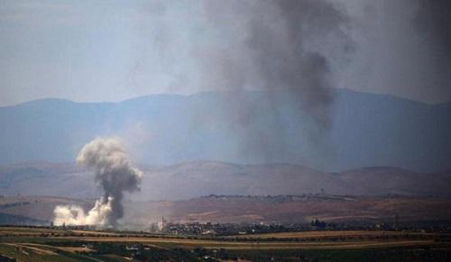 Tình hình Syria mới nhất ngày 29/5: Mỹ chi 75 triệu USD nhằm vào lực lượng Iran tại Syria - Ảnh 1