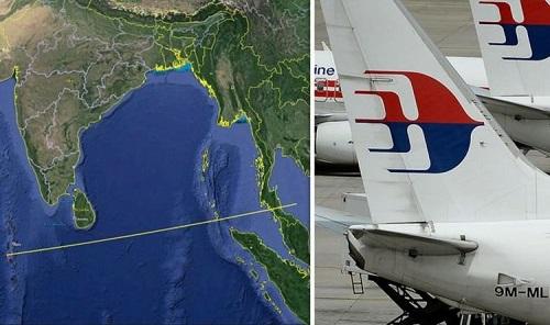 """Vụ MH370: Người dân đảo Ấn Độ Dương tiết lộ phát hiện """"cảnh tượng khác thường"""" - Ảnh 1"""