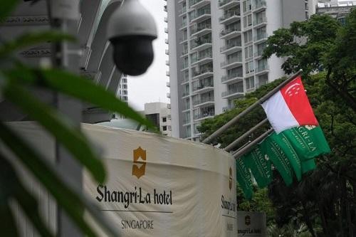 Đối thoại Shangri-La 2019: Căng thẳng Mỹ - Trung trở thành tâm điểm - Ảnh 1