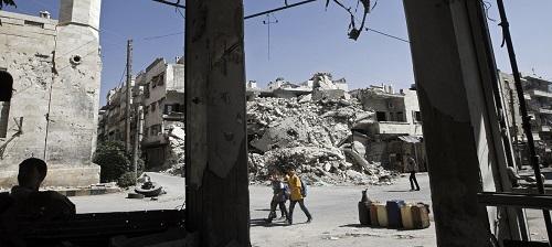 Tình hình Syria mới nhất ngày 7/5: LHQ lên án các cuộc không kích của Nga và chính phủ Syria - Ảnh 1