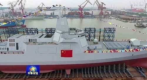 So sánh sức mạnh tàu khu trục tàng hình Mỹ với tàu chiến tốt nhất Trung Quốc - Ảnh 2