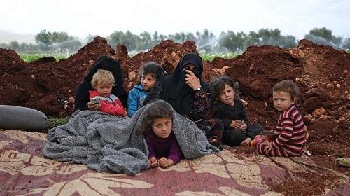 Tình hình Syria mới nhất ngày 9/5: Không kích, pháo kích vào Idlib khiến 200.000 người phải di dời - Ảnh 2
