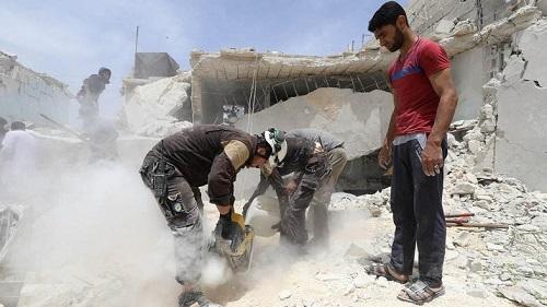 Tình hình Syria mới nhất ngày 1/6/2019: Gần 950 người thiệt mạng trong 1 tháng bạo lực ở Syria - Ảnh 1