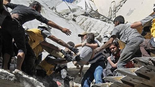 Tình hình Syria mới nhất ngày 1/6/2019: Gần 950 người thiệt mạng trong 1 tháng bạo lực ở Syria - Ảnh 3