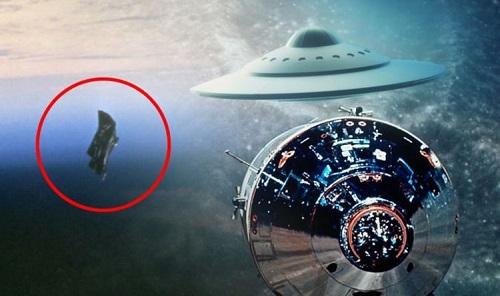 Tàu Apollo 10 làm lộ ảnh của người ngoài hành tinh trên vệ tinh Dark Knight - Ảnh 1