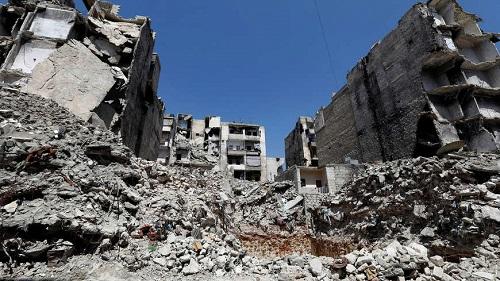 Tình hình Syria mới nhất ngày 12/6: Nga sẽ tái thiết Syria vì các lệnh trừng phạt của Mỹ? - Ảnh 1
