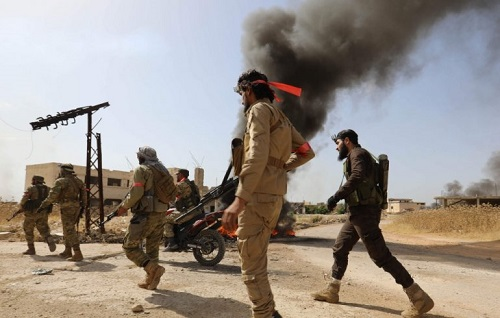 Tình hình Syria mới nhất ngày 12/6: Nga sẽ tái thiết Syria vì các lệnh trừng phạt của Mỹ? - Ảnh 2