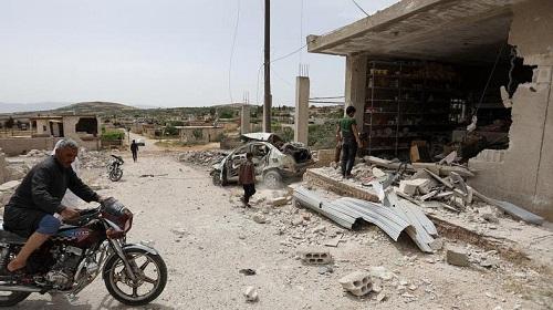 Tình hình Syria mới nhất ngày 13/6: Nga và Thổ Nhĩ Kỳ thúc đẩy lệnh ngừng bắn mới - Ảnh 1