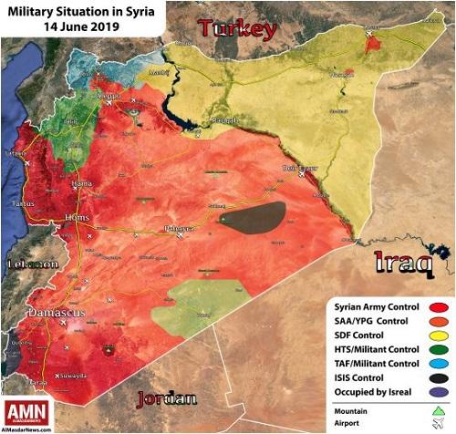 Tình hình Syria mới nhất ngày 15/6: Đến lượt Nga và Thổ Nhĩ Kỳ bất đồng vì Damascus - Ảnh 2