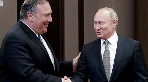 Tình hình Syria mới nhất ngày 21/6: Nga xem xét đề xuất đẩy Iran ra khỏi Syria của Mỹ - Ảnh 1