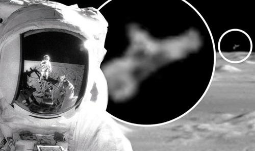 NASA phát hiện UFO trong chuyến đổ bộ Mặt trăng của tàu Apollo 12? - Ảnh 1