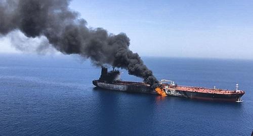 Vương quốc Anh gửi biệt kích ưu tú, thợ lặn người nhái đến gần bờ biển Iran  - Ảnh 1