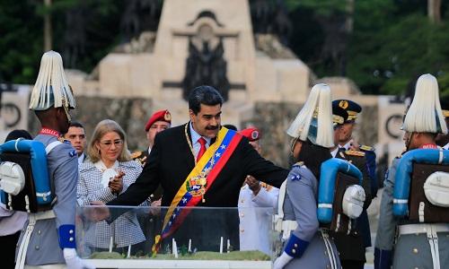 Chính phủ Venezuela tuyên bố triệt phá âm mưu ám sát Tổng thống Maduro - Ảnh 1