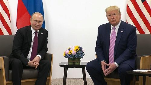 Hội nghị G20: Ông Trump và ông Putin tuyên bố có rất nhiều vấn đề để thảo luận - Ảnh 1