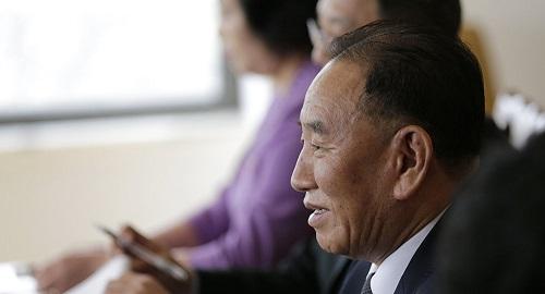 """""""Cánh tay phải"""" của ông Kim Jong-un xuất hiện sau tin đồn liên quan cuộc đàm phán với Mỹ - Ảnh 1"""