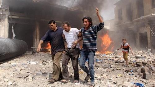 Tình hình Syria mới nhất ngày 3/6: Ông Trump chỉ trích Damascus, Nga và Iran vì ném bom Idlib - Ảnh 2